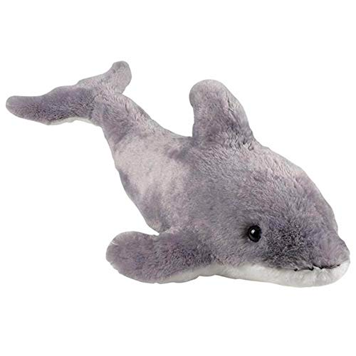 Wildlife Tree Huge 29 Inch Stuffed Dolphin Zoo Animal Plush Domain Collection