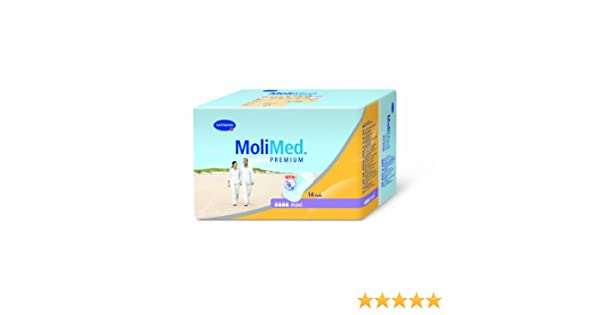 Amazon.com: MoliMed Premium Contoured Pads - Maxi 14/pk: Health & Personal Care