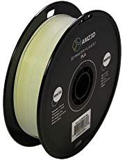 AMZ3D AMZ4D 1.75mm White PLA 3D Printer Filament