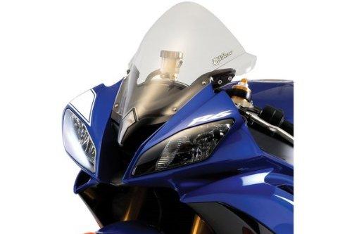 ZERO GRAVITY 08-16 Yamaha YZF-R6 Corsa Windscreen (Clear) (R6 Windscreen Clear)