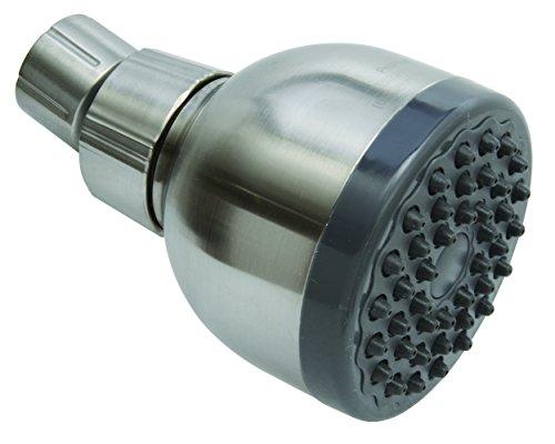 ProPlus 3558106 Single Function Round Showerhead, 2.8″