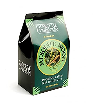 Charcoal Companion Hickory Wood Smoking Chips from Charcoal Companion