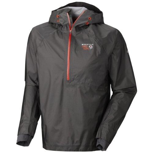 Mountain Hardwear Blazar Pullover Jacket, Shark, X-Large