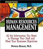 Human Resources Management, Patricia M. Buhler, 1580626998