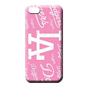 iphone 5c Classic shell Durable Hot Fashion Design Cases Covers mobile phone carrying shells los angeles dodgers mlb baseball