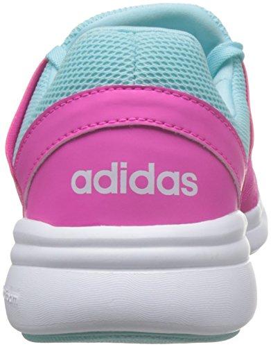 Rosa Ftwbla Fitnessschuhe W Weiß Cloudfoam Damen Blau Xpression Rosimp adidas Azuent IPxzFXnqS
