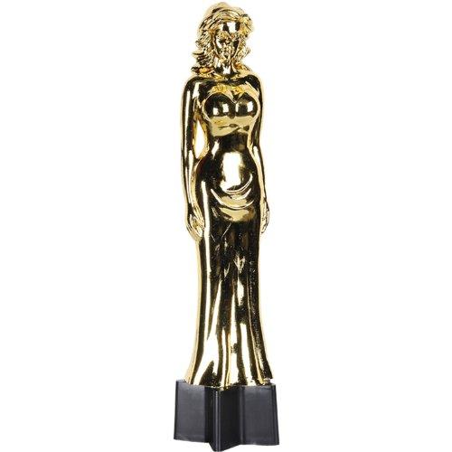 Awards Night Female Statuette Accessory