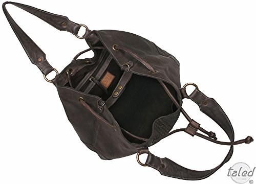 Bull and Hunt , Borsa Messenger  Marrone marrone