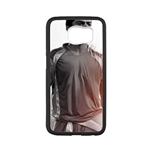 Sports virat kohli Samsung Galaxy S6 Cell Phone Case Black gift pjz003-9361976