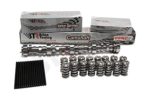 (Brian Tooley BTR LS3 Stage 2 Naturally Aspirated Cam Camshaft Includes Spring Set and 7.400