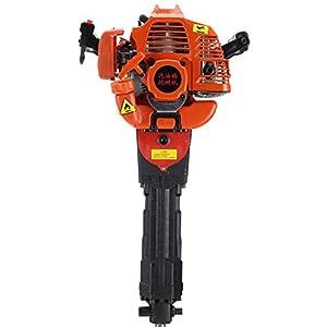 MXBAOHENG Gasoline Rock Drill Portable 52cc Rock Breaker Hammer Gasoline Pickaxe Rammer Compactor Concrete Demolition…
