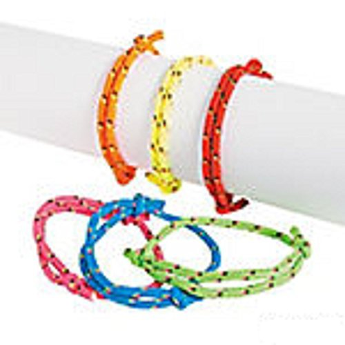 72 Nylon Friendship Rope (Nylon Friendship Rope Bracelets)