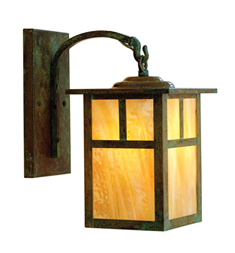 Craftsman Outdoor Lamps