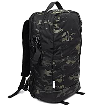 DSPTCH Daypack Backpack (Black Camo)