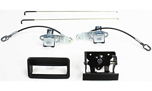 - Tailgate Lock for Chevrolet C/K Full Size P/U 88-98 Set Stepside