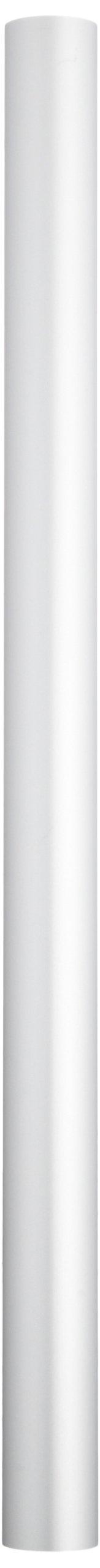 WERMA 975.840.40 Tube, Aluminum Eloxiert, Silver