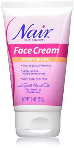 Nair Hair Remover Face Cream 2 Ounce (59ml) (3 Pack) by Nair (Image #1)