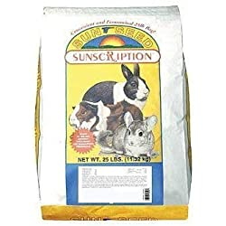 Sun Seed Company Vita Plus Ferret 25lb by Sunseed Sunscription