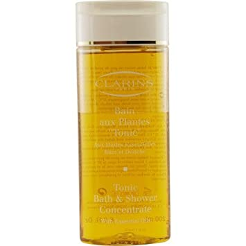 Clarins Tonic Bath Shower Concentrate, 6.8-Ounce Box