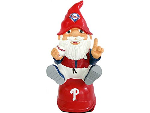 - Philadelphia Phillies Sitting On Logo Gnome