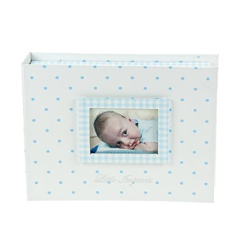 Baby Hand and Foot Casting Set and Keepsake Box with Photo Window