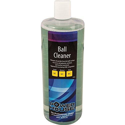 Powerhouse Bowling Ball Cleaner (32oz) by Powerhouse