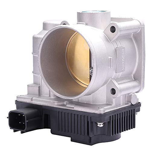 cciyu 16119JF00B Electronic Throttle Body Actuator Assembly Controlling Fuel Injection fit 2002-2006 Nissan Altima /2002-2006 Nissan Sentra /2005-2006 Nissan X-Trail