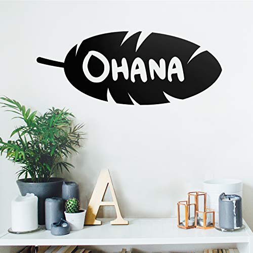 Vinyl Wall Art Decal - Ohana - 10