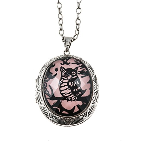 Shagwear Womans Vintage Pendant Necklace