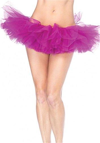 FreestyleMo - Falda - globo - para mujer morado claro