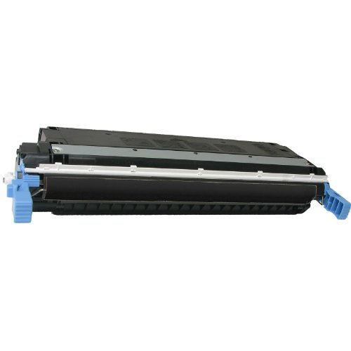 1 Inktoneram Replacement toner cartridge for HP C9730A 645A Black Toner Cartridge LaserJet 5500 5500n 5500dn 5500dtn 5500hdn 5550 5550n 5550dn 5550dtn 5550hdn