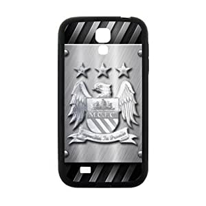 Manchester City Logo Phone Case for Samsung Galaxy S4 Case