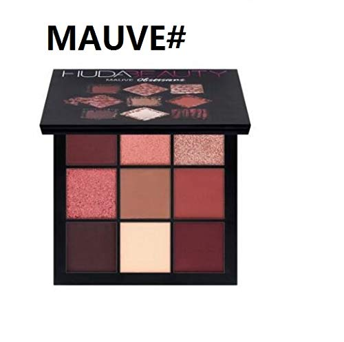 Ari_Mao 9 colori Pofessional Eyeshadow Palette Matte Eye Shadow Plate Cosmetic Makeup Ombretto