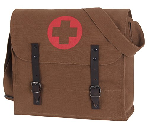 (Rothco Vintage Canvas Medic Bag)