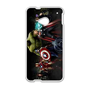 Happy avengers Phone Case for HTC One M7