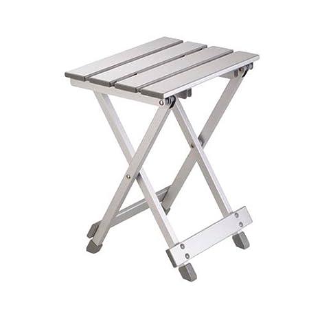 Sgabello Alluminio Pieghevole.Brunner Sgabello Pieghevole In Alluminio