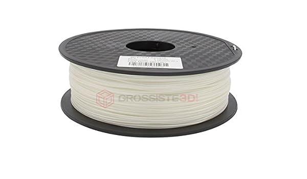 Filamento 3d perla blanco Pla 1.75 mm inalámbrico 3d Printer ...