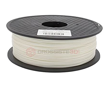 Filamento 3d perla blanco Pla 1.75 mm inalámbrico 3d Printer ...