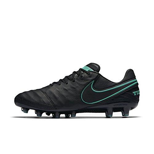 Hombre Tiempo black Legend Botas Vi Negro Para De Fútbol Nike Ag black pro negro dzZxanFFw6