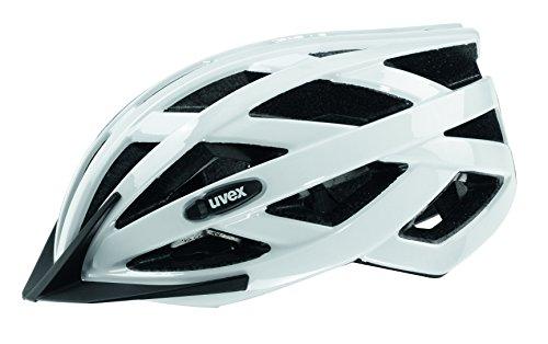 Uvex Unisex Fahrradhelm I-Vo, white, 56-60, 4104240117