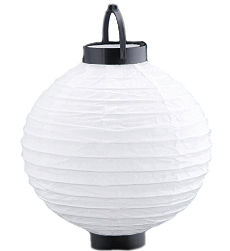 Blues Outfit 3-Pack Holloween Decoration Jack-O-Lantern Paper Lanterns -