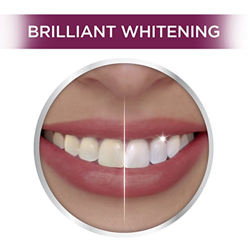 Crest 3D White Glamorous White Whitestrips Dental Teeth Whitening Strips Kit, 14 Treatments - Lasts 6 Months & Beyond