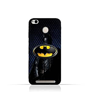Xiaomi Redmi 3S Prime TPU Silicone Protective Case with Batman Design