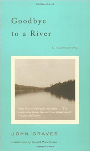 Image result for goodbye to a river