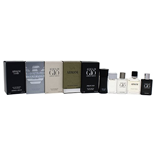 Giorgio Armani Variety for Men Mini Gift - Perfume Armani Mini