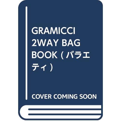 GRAMICCI 2WAY BAG BOOK 画像 A