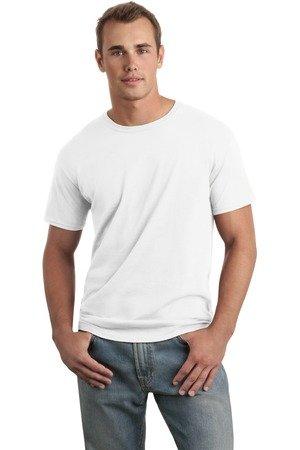 Gildan Men's Softstyle Ringspun T-shirt - Medium - White