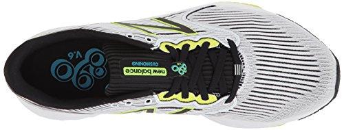New de Fitness Mixte Gris Adulte de Running Zapatillas White Chaussures Black Balance rwSCqr