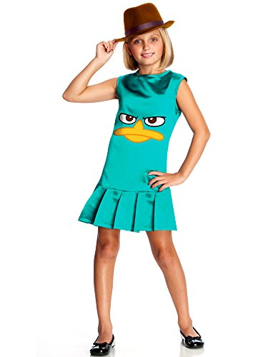 Phineas and Ferb's Sassy Agent P Costume - Girls -