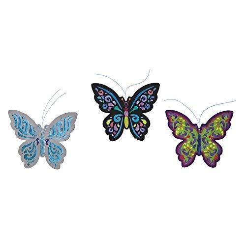 Butterfly Mandala Sun Catchers